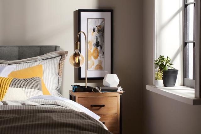 chambre à coucher - vintage