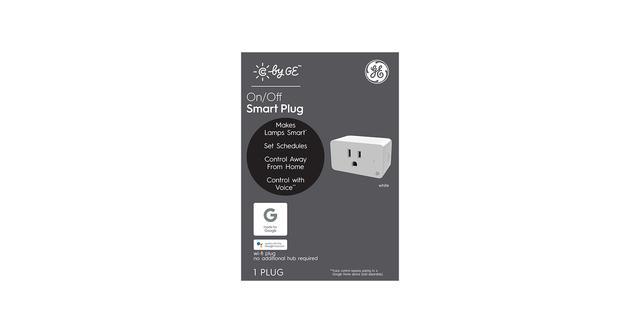 C by GE Smart plug Box