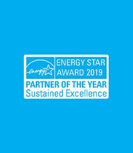 Energy Star Badge 2019