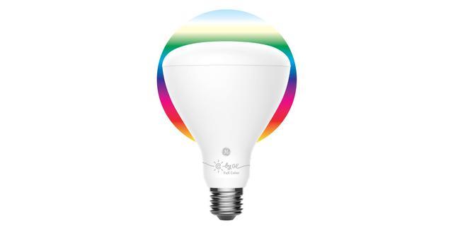 C by GE pleine couleur BR30 ampoule