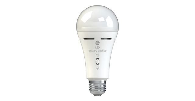 LED+ Battery Backup A21 Bulb