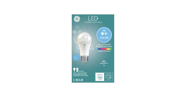 LED+ Color A21 Bulb Box