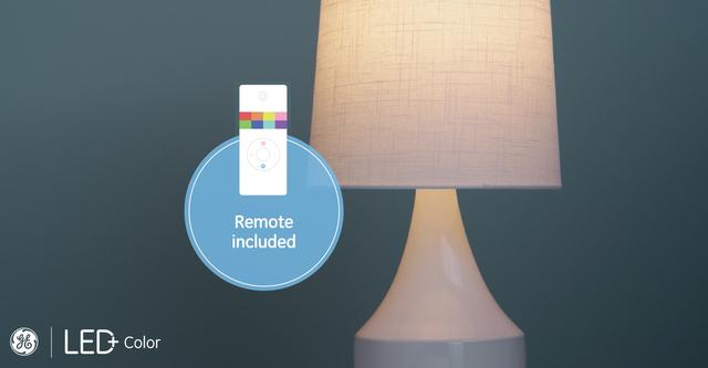 LED+ Color with Remote