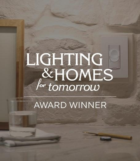 GE Lighting, a Savant company is proud to announce it has been awarded the 2020 Lighting and Homes for Tomorrow Connected Competition Award