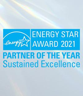 GE Lighting, a Savant company, Earns 2021 ENERGY STAR® Partner of the Year –  Sustained Excellence Award