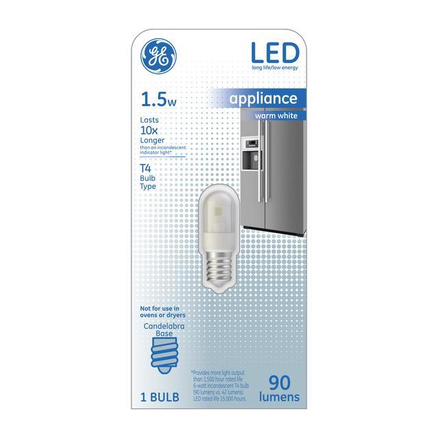Paquet avant de 15 W remplacement blanc chaud ampoule LED Spécialité T4