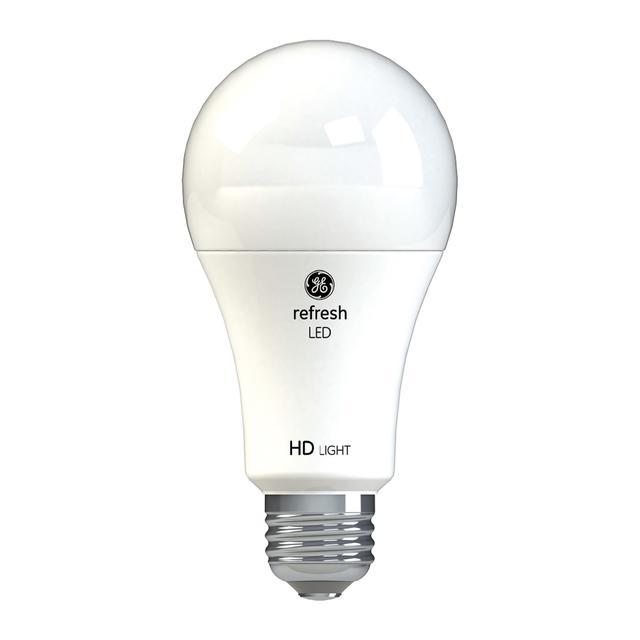 Image du produit de GE Refresh HD Daylight 75W Ampoules LED de remplacement à usage général A21