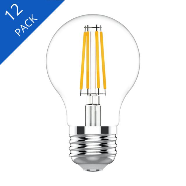 Image du produit GE Relax HD Soft White 40W Remplacement ampoules LED Decorative Clear Globe Candelabra Base G16