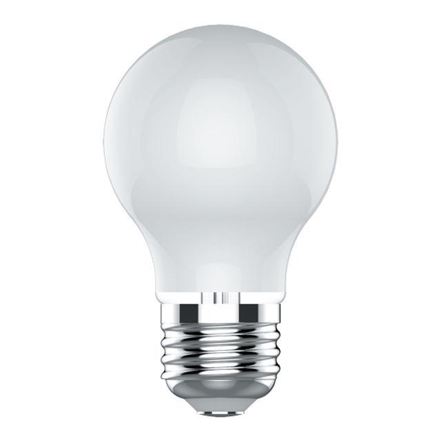 Image de produit de GE Relax HD Soft White 40W Ampoules LED de remplacement Globe décoratif Blanc Base moyenne G16.5