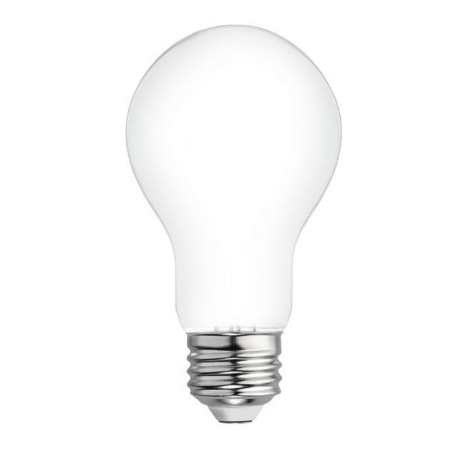 Image du produit de Refresh HD Daylight 60W Remplacement LED Indoor General Purpose A19 Light Bulbs (4-Pack)