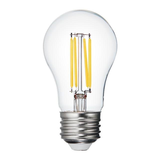 Image du produit de Refresh HD Daylight 60W Remplacement LED Clear Ceiling Fan A15 Lumes de lumière (2-Pack)