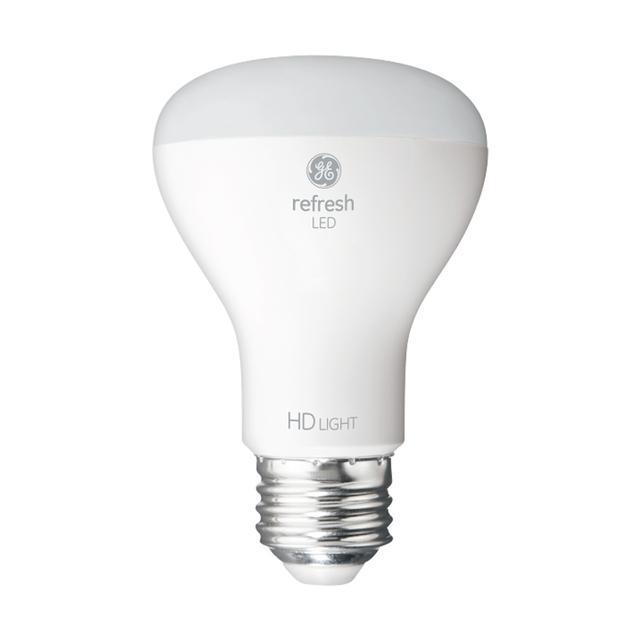 Image de produit de Refresh HD Daylight 45W Ampoules LED de remplacement Projecteur intérieur R20 (2-Pack)