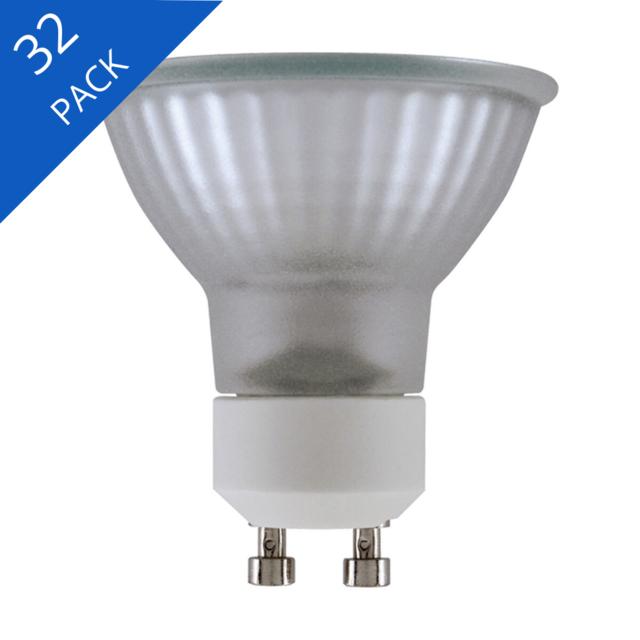 Image produit de l'ampoule LED de remplacement de 50 W GE Reveal HD+ Colore à l'intérieur MR16