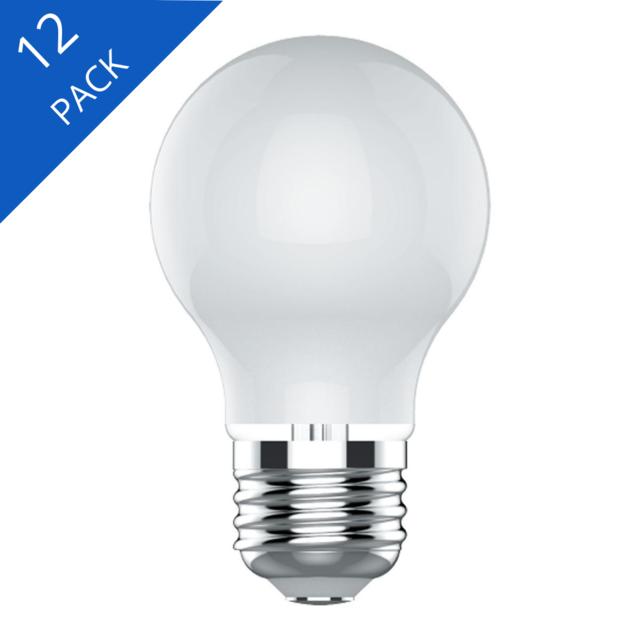Image produit de GE Relax HD Soft White 40W Remplacement ampoules LED Globe Décoratif Base moyenne blanche G16.5