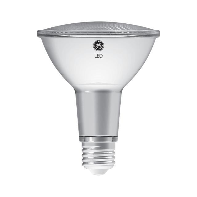 Image du produit de GE Reveal HD+ L'ampoule LED de remplacement de 75 W améliorant la couleur Projecteur intérieur Long Neck PAR30
