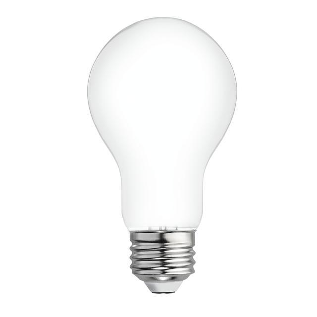 Image du produit de Refresh HD Daylight 40W Remplacement LED Indoor General Purpose A19 Light Bulbs (4-Pack)